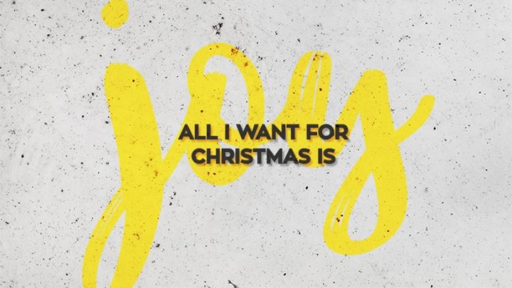 all i want for christmas is joy - What Do Teens Want For Christmas