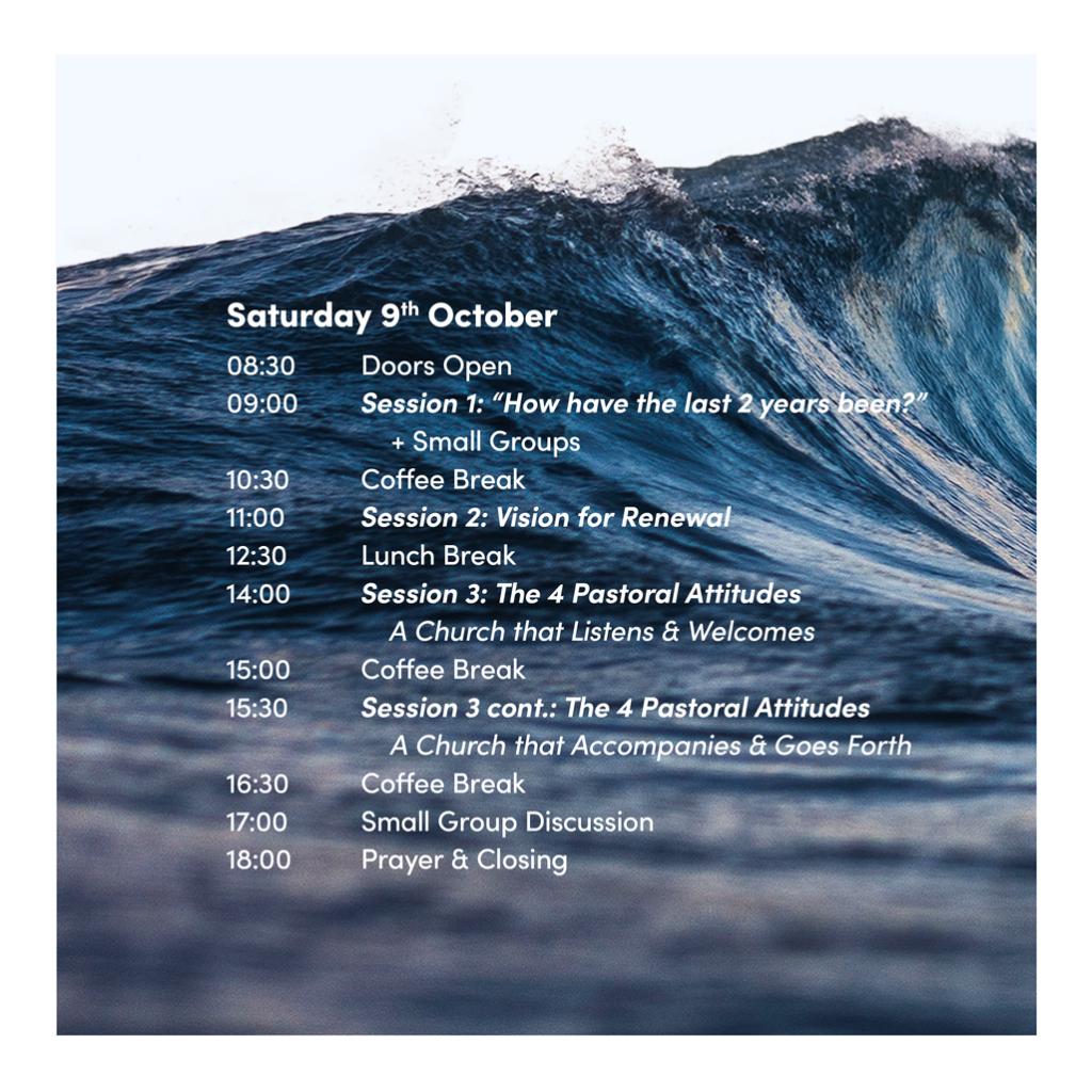 Waves Plexus 21 schedule